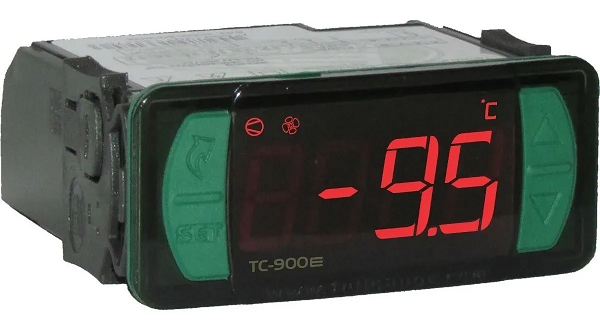 Controlador de Temperatura Degelo TC-900E Power  - Full Gauge