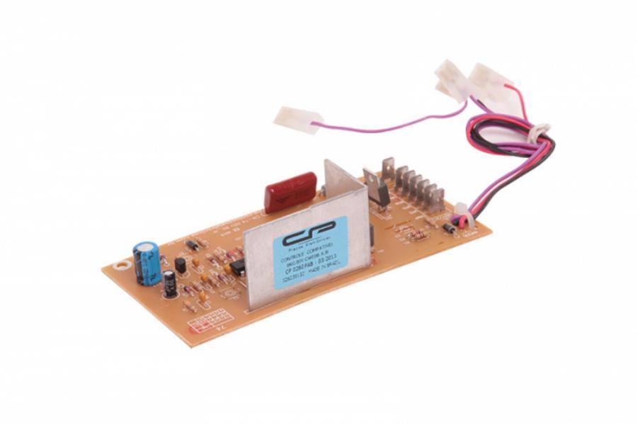 Controle Eletrônico compatível lavadora 6kg CWE06A/B bivolt