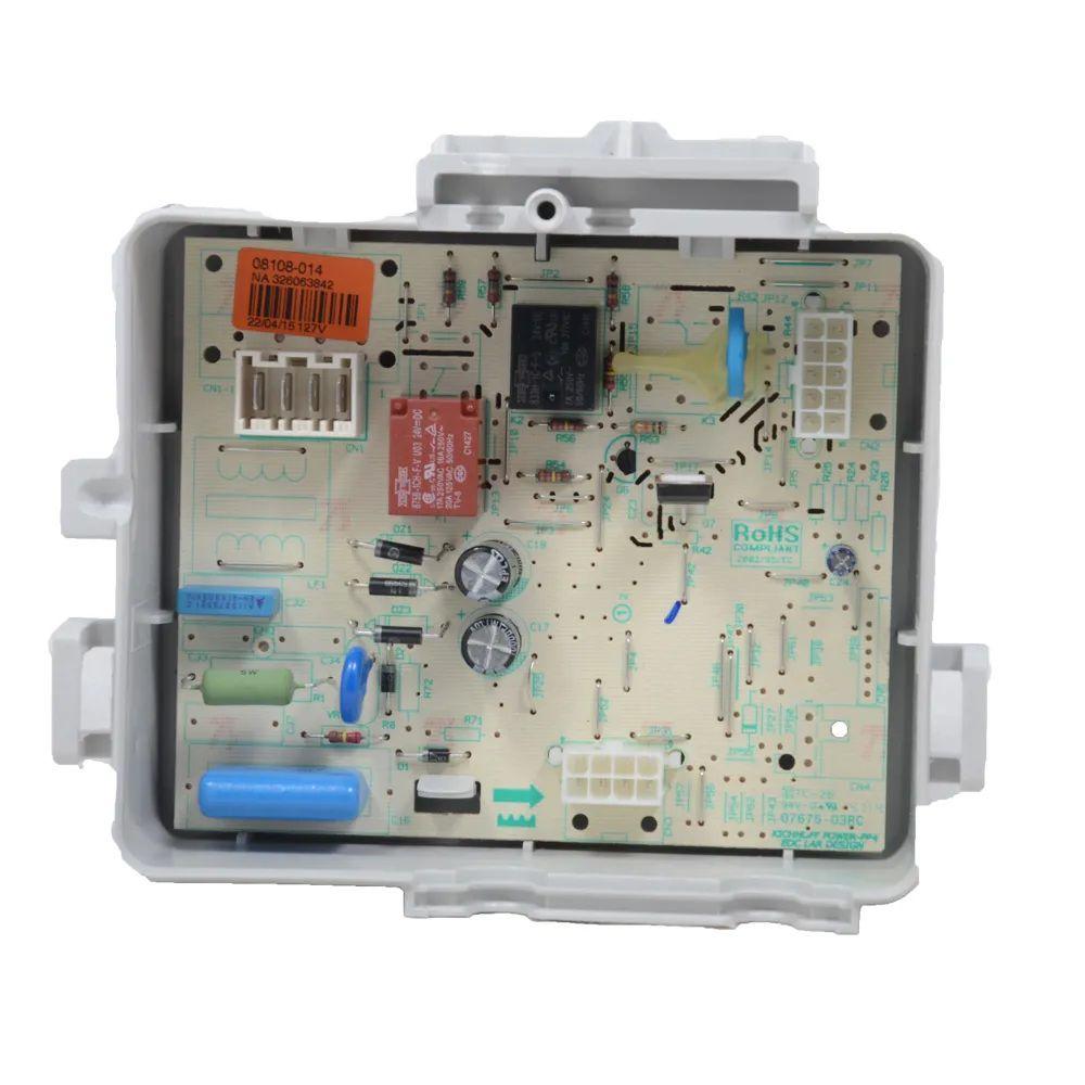 Controle Eletrônico MID 220v para Lavadora Brastemp BRM44 / BRM48D