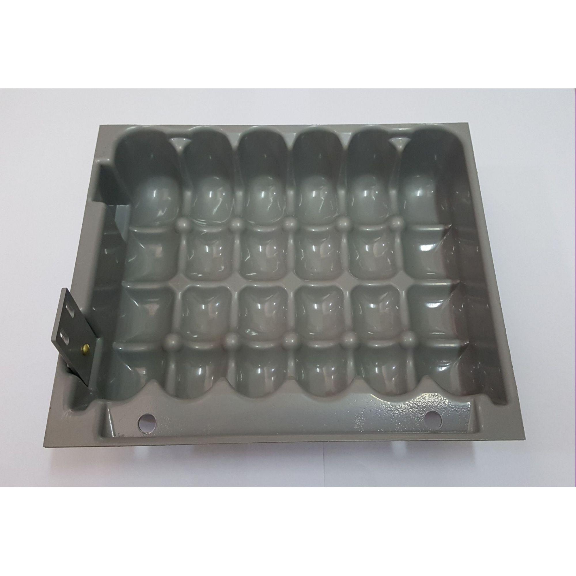 Cuba Plastica para Maquina de Gelo EGC-50A - SOFT EVEREST