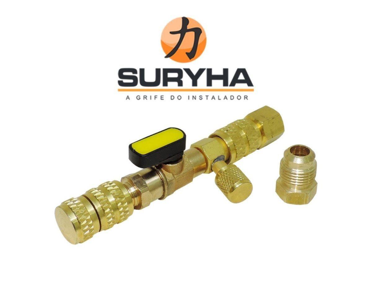 Extrator de Válvula de Serviço - Suryha - Cod: 80170026