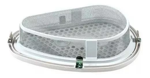 Filtro de Fiapos para Secadora Brastemp Ative Original 326043145
