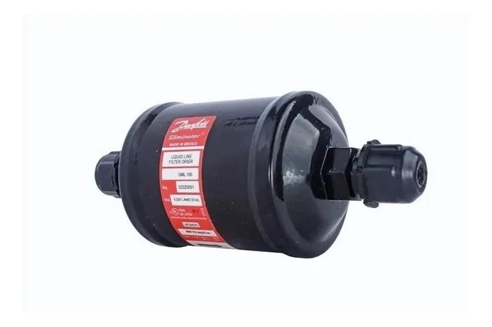 Filtro Secador 5/8 Rosca Dml165 Danfoss 023z5045