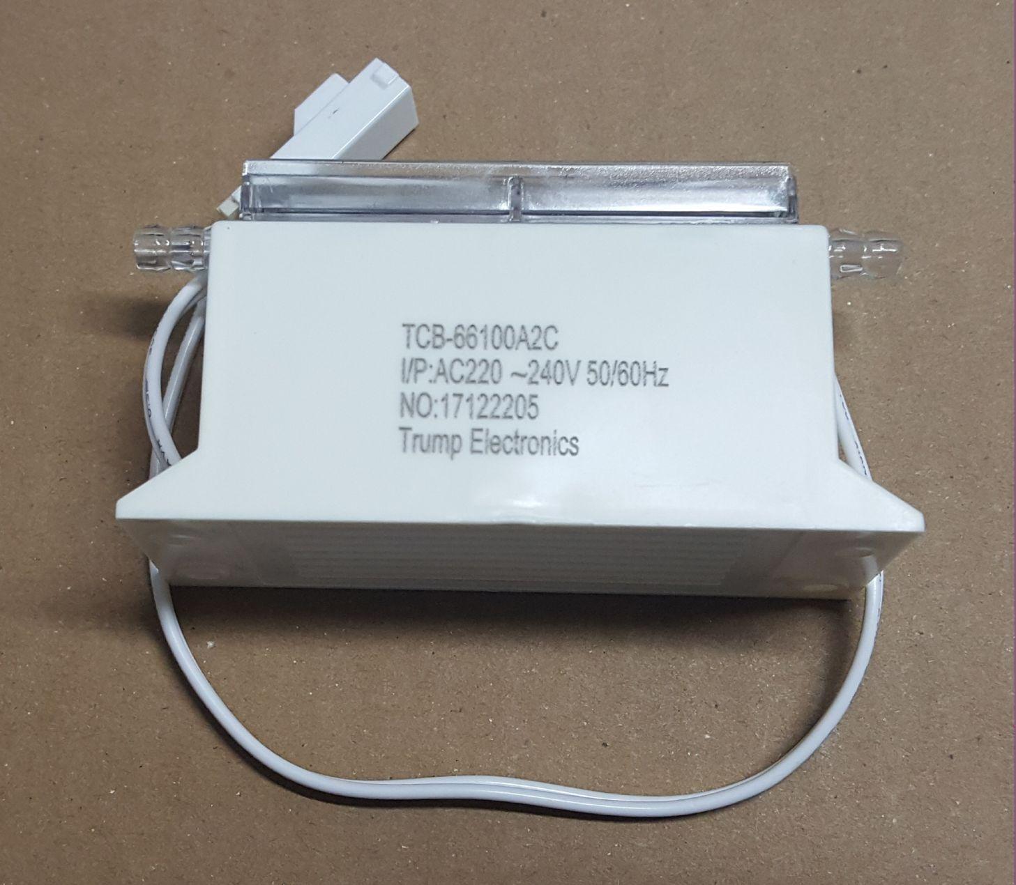 Gerador de Ozônio para Lavadora Brastemp Black 7kg - 220v - W10255934