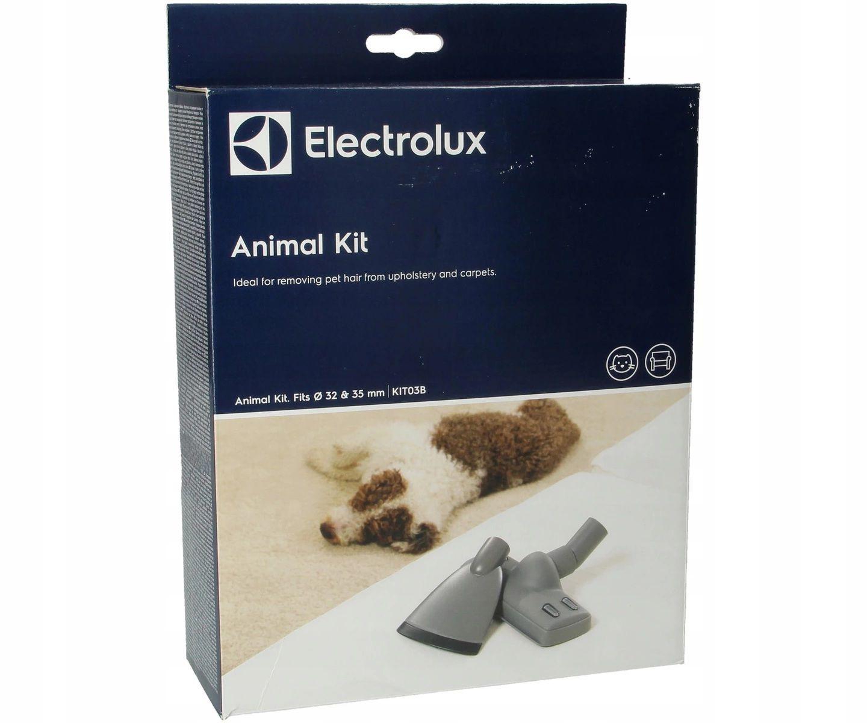Kit Bocal Pet KIT03B para Aspirador de Pó Electrolux