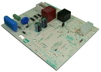 Kit Controle Eletrônico com cordão triplo KIRCHHOFF BRASTEMP BVR28HB 220v - W10619170
