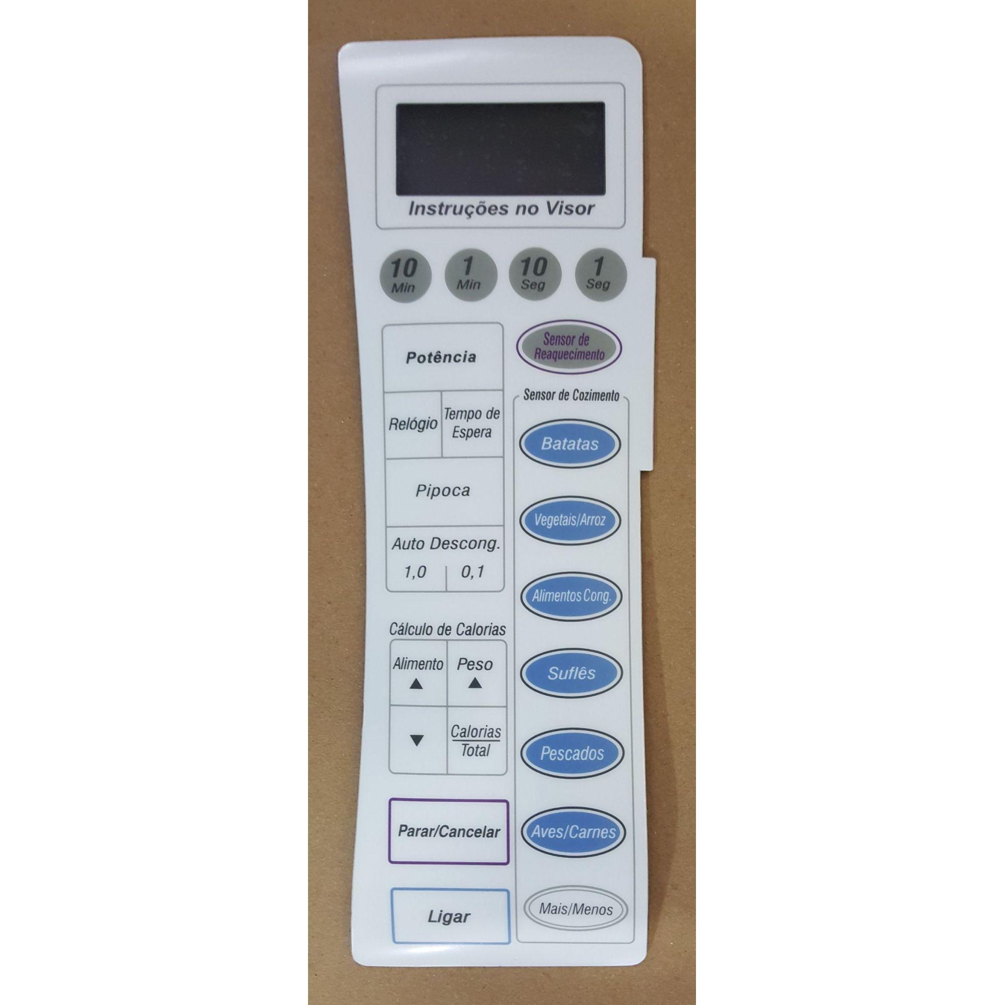 Membrana Para Forno Microondas Panasonic NN7956