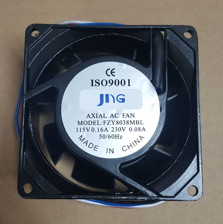 Microventilador (Ventoinha) JNG FZY8038MBL Bivolt