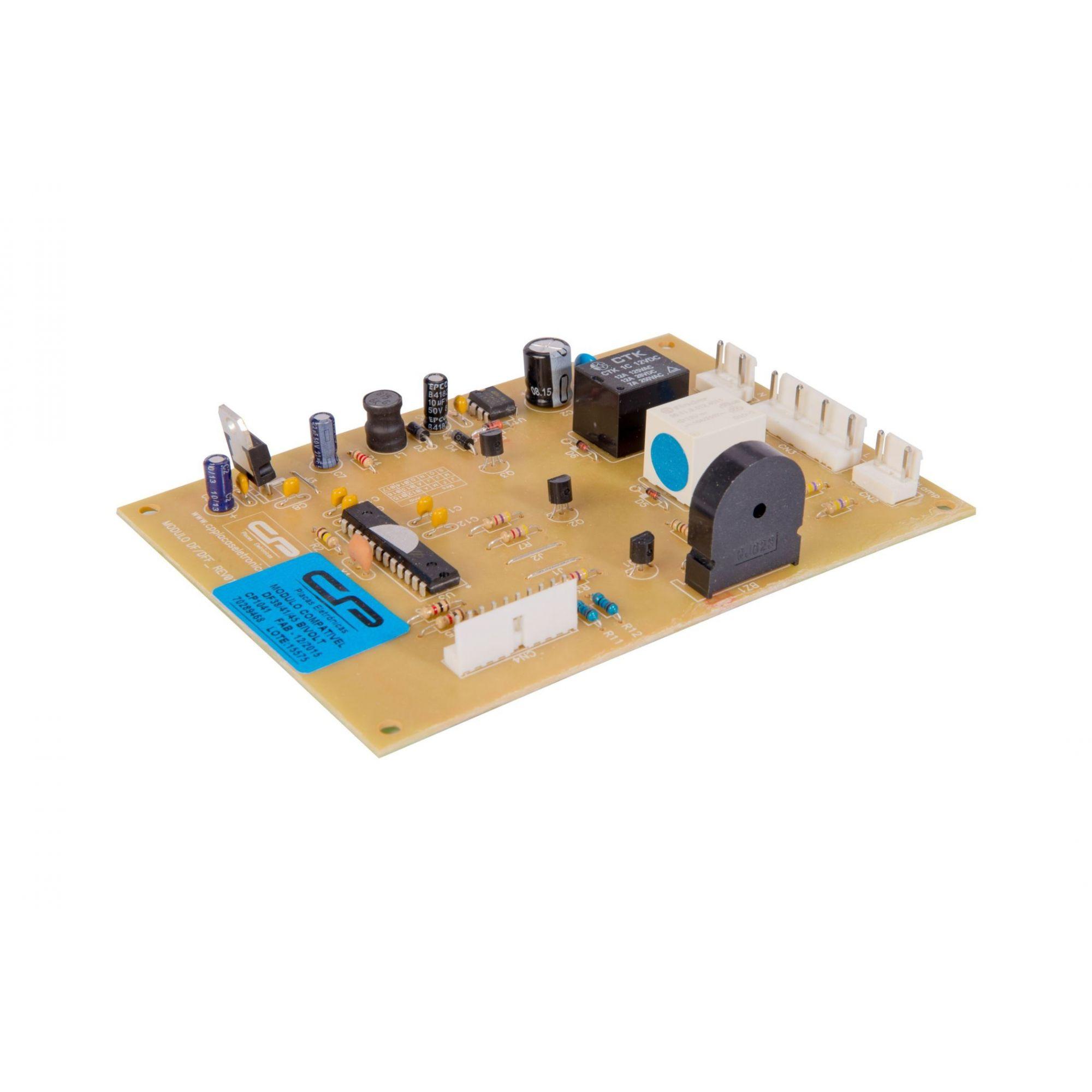 Módulo para Refrigerador Electrolux - DF38/41/45 - Bivolt - CP 1041
