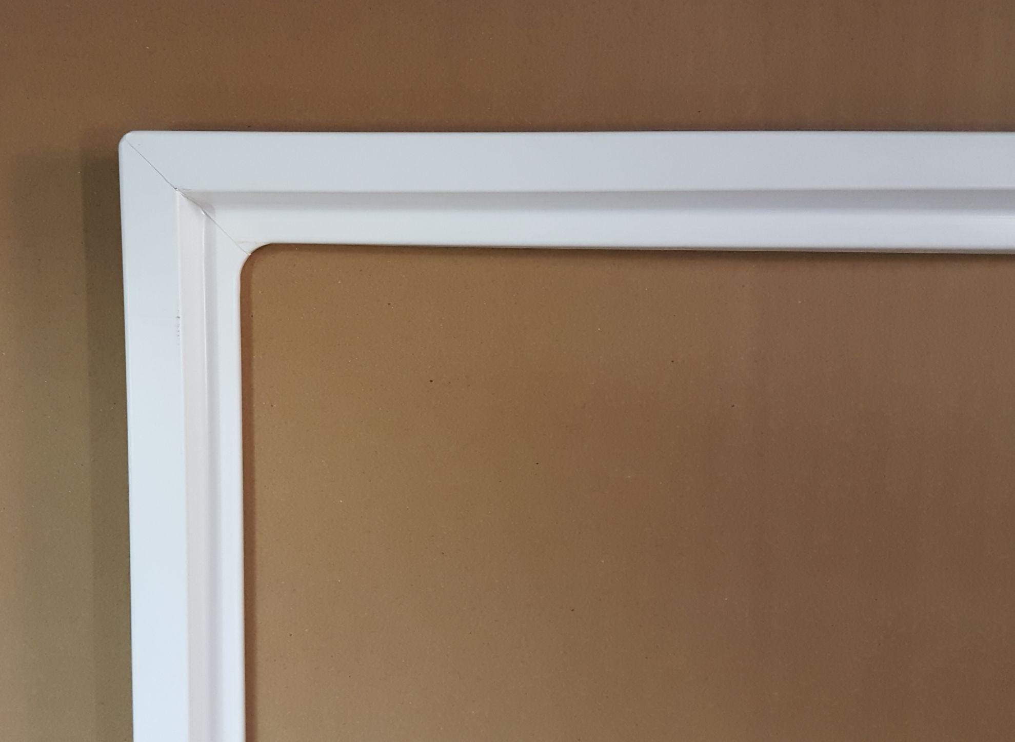 Moldura para Freezer Horizontal Metalfrio DA550 - 167 x 63 cm