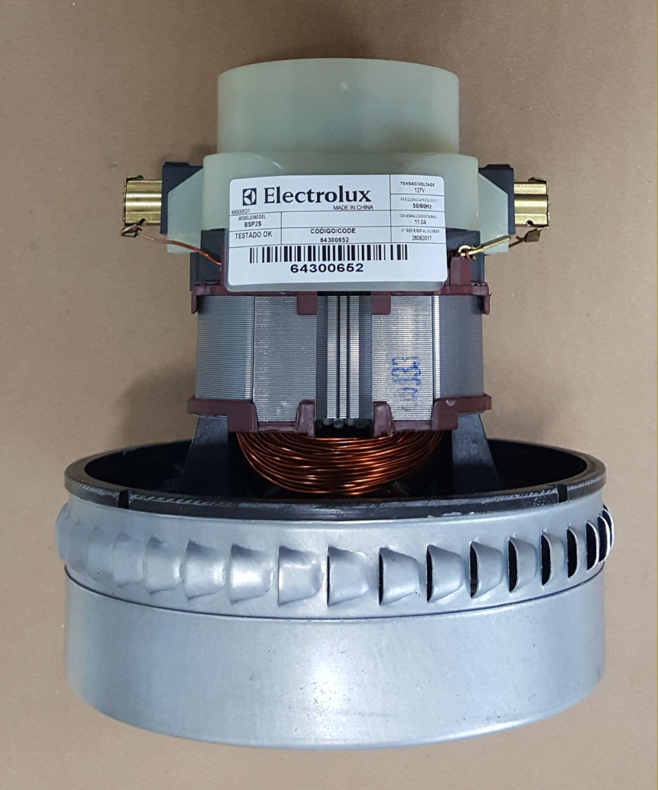 Motor Aspirador de Pó Electrolux - BPS2S - 127v - 1400w - Modelos: GT3002 / T5002
