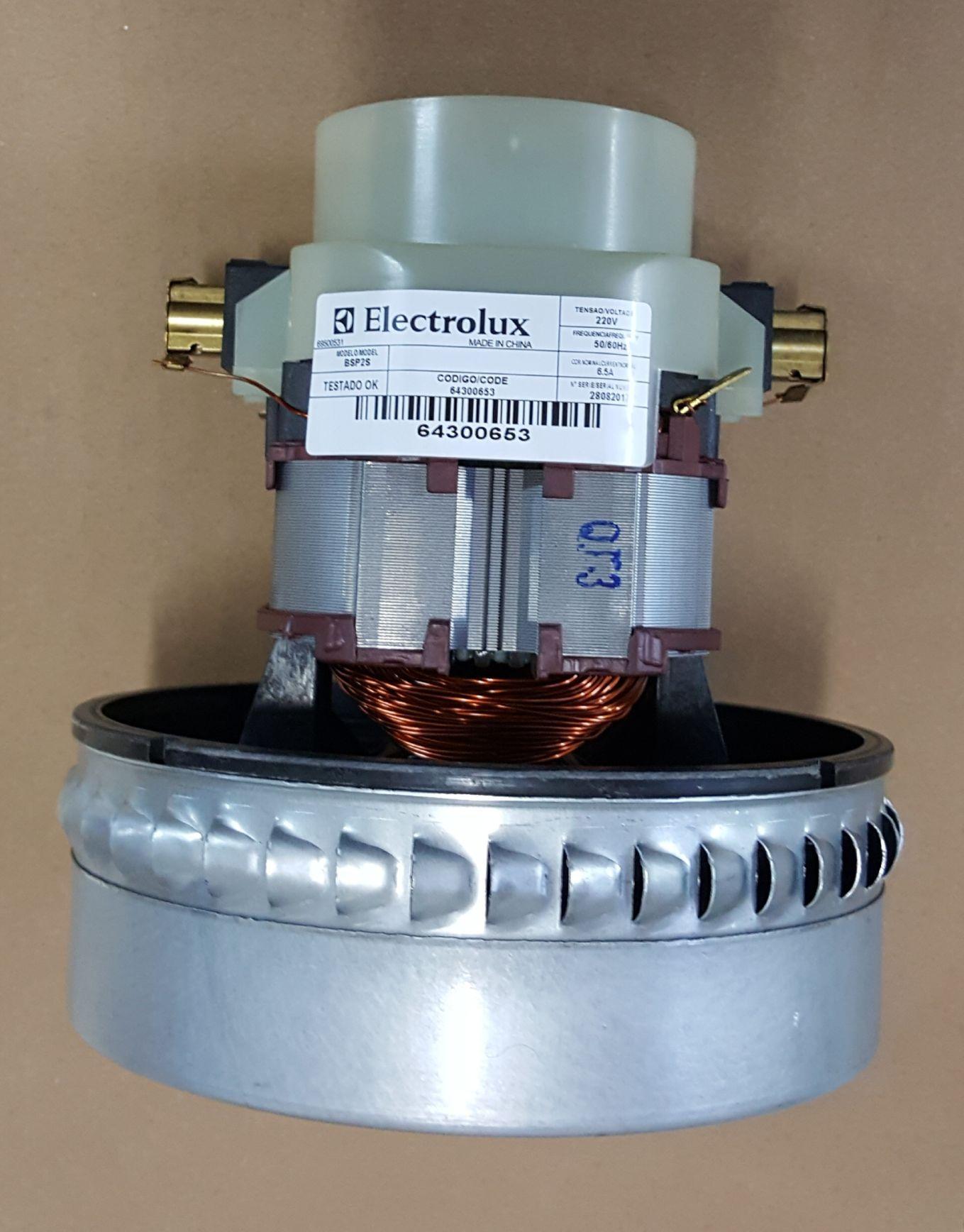 Motor Aspirador de Pó Electrolux - BPS2S - 220v - 1400w - Modelos: GT3002 / T5002