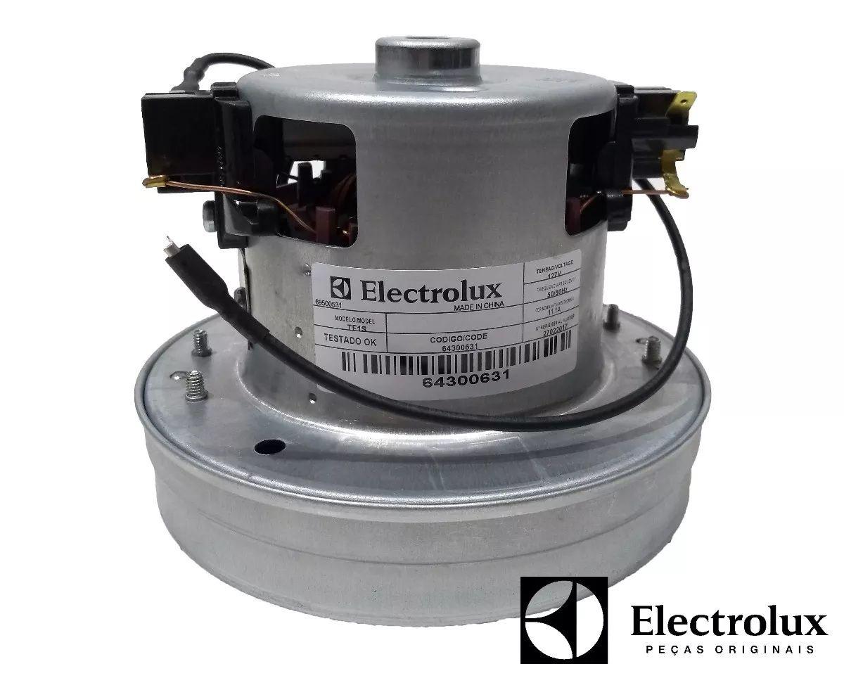 Motor Aspirador de Pó Electrolux - Max Trio - 110v - 1400w - Modelos: A10 / A20 / GT3000