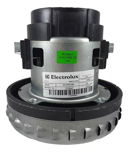 MOTOR ASPIRADOR ELECTROLUX FLEXN - 110V - BPS1S - 1000W - Modelos Compatíveis: A10 / A20 / GT2000 / GT3000 / FLEX / HIDRO / AQP10 - CÓD: 41038476