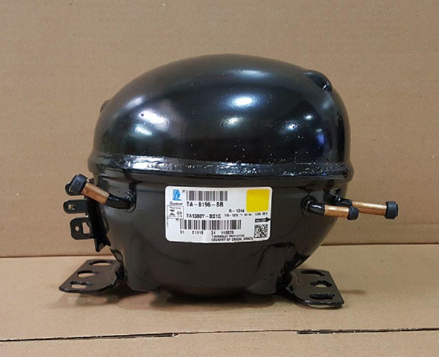 MOTOR COMPRESSOR TECUMSEH - 1/4 HP - TA1380Y-DS1G - 110V - R134
