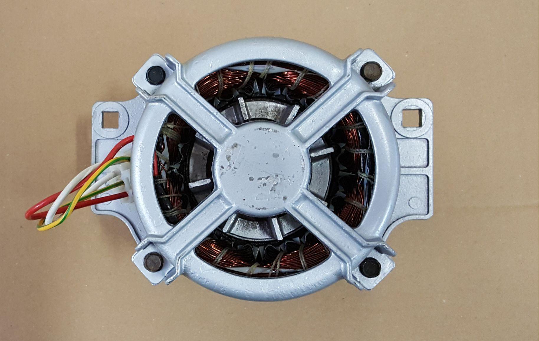 Motor para Lavadora Brastemp Mondial 1/4 - 127v - Recondicionado