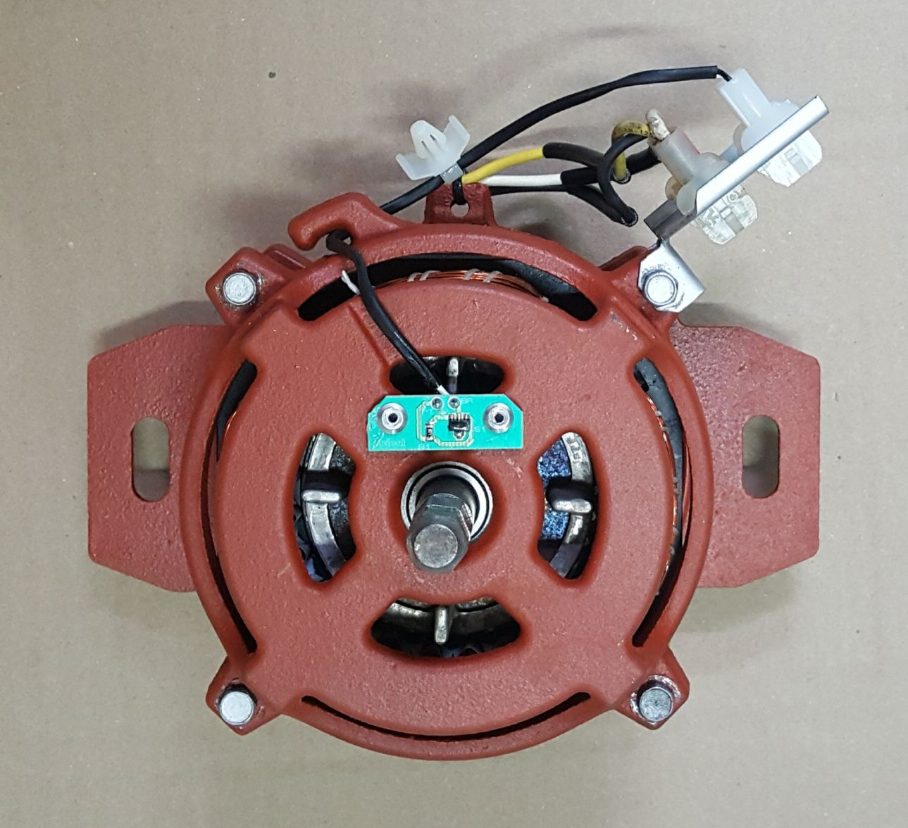 Motor Para Lavadora de Roupa GE Continental (sem polia) - 220v - Recondicionado