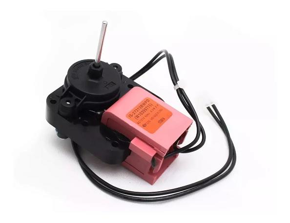 Motor Resinado para Geladeira Brastemp - 127v - W10399715 - Original