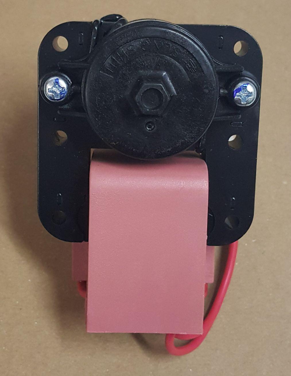 Micro Motor Ventilador para Refrigerador Brastemp e Consul - 220v - Original