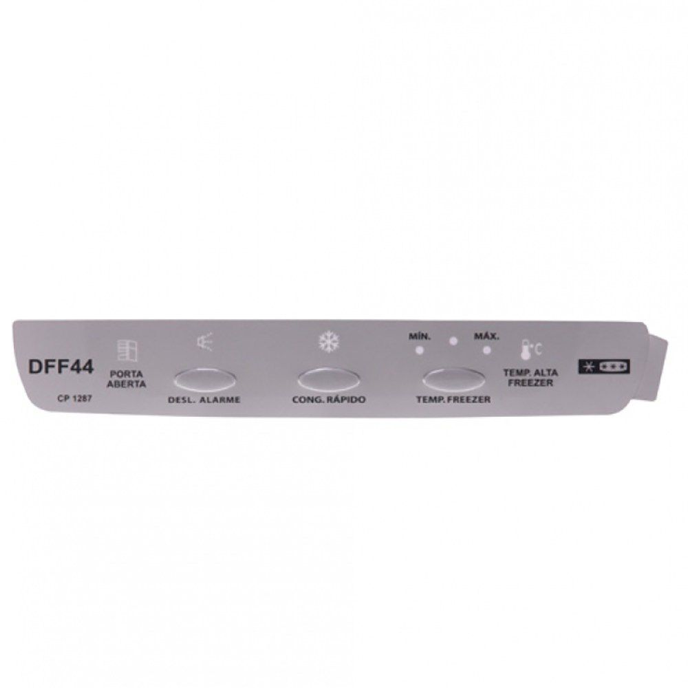 Painel Decorativo Refrigerador Electrolux DFF44