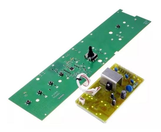 Placa Compativel Lavadora Ative 11kg Bwl11 - W10356413 + Interface