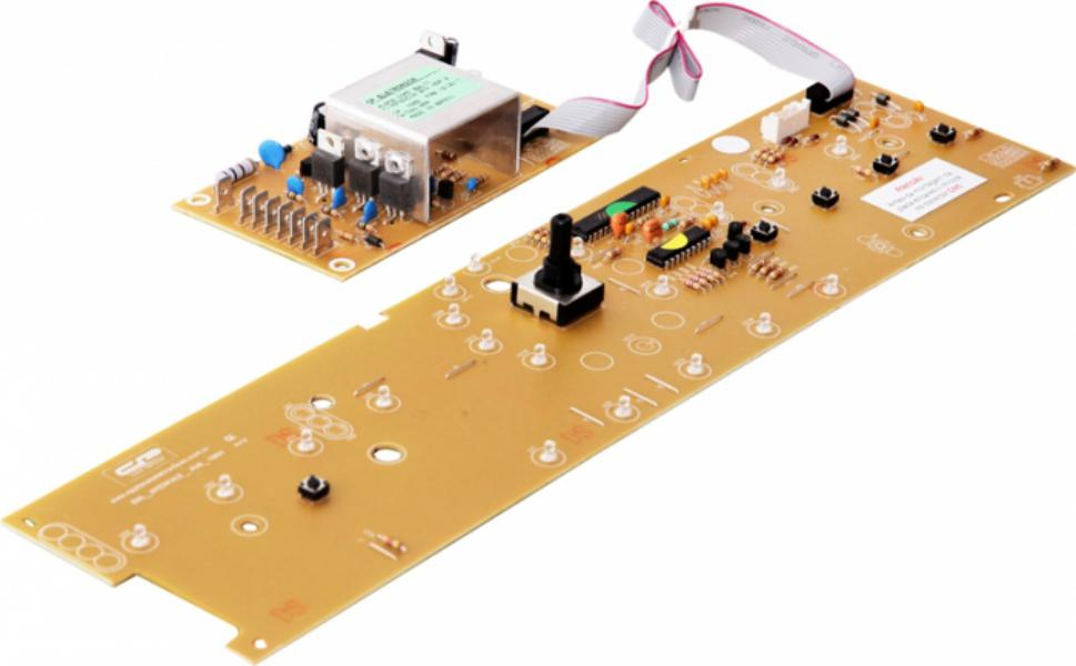Placa Compatível Lavadora Brastemp BWL11 com potência Bivolt Versão 2 Interface W10301604