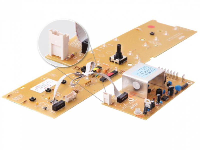 Placa Compatível Lavadora Brastemp BWL11 com potência Bivolt Versão 3 Interface W10356413