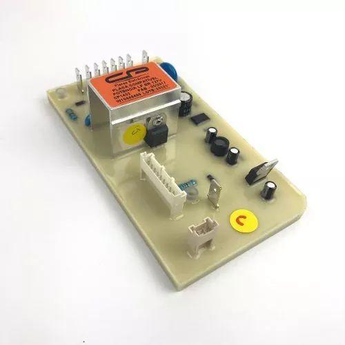 Placa compatível para lavadora Brastemp Consul CP1452 W10448499 W10446927 110v BWC10 BWL11 BWL09B