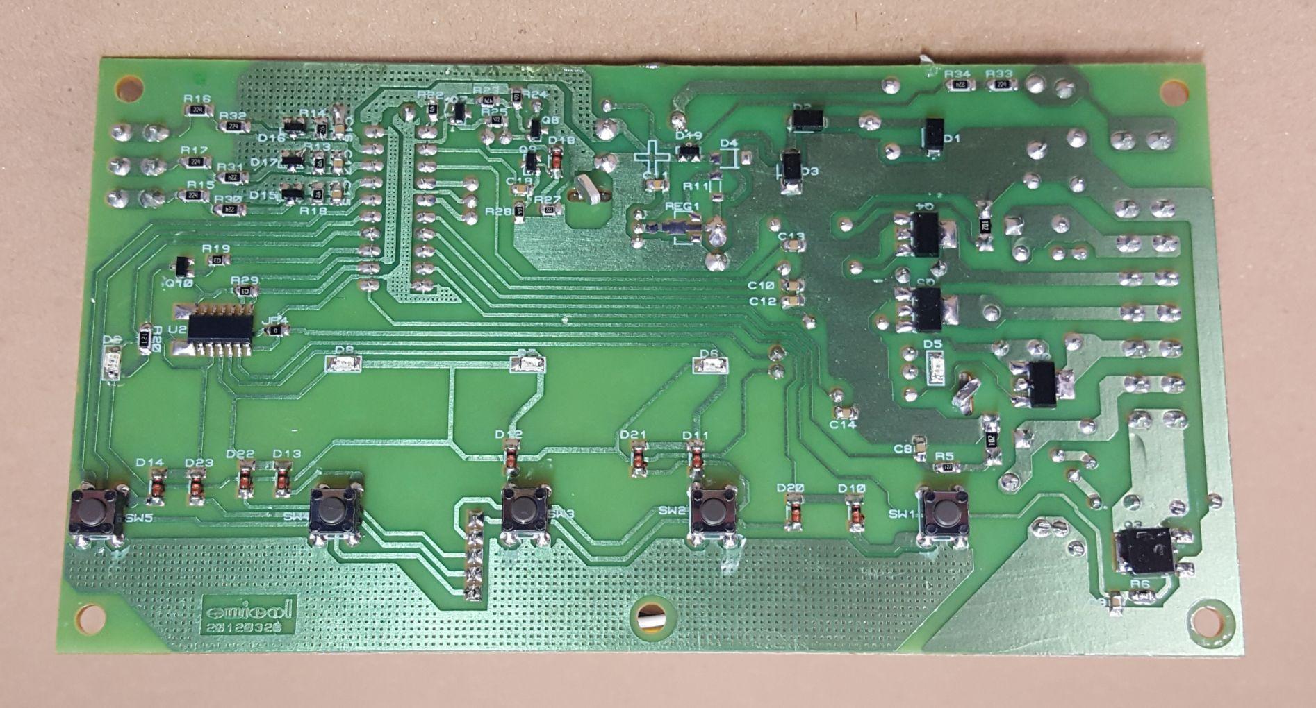 Placa Eletrônica para Lavadora Colormaq 11kg 110v Emicol
