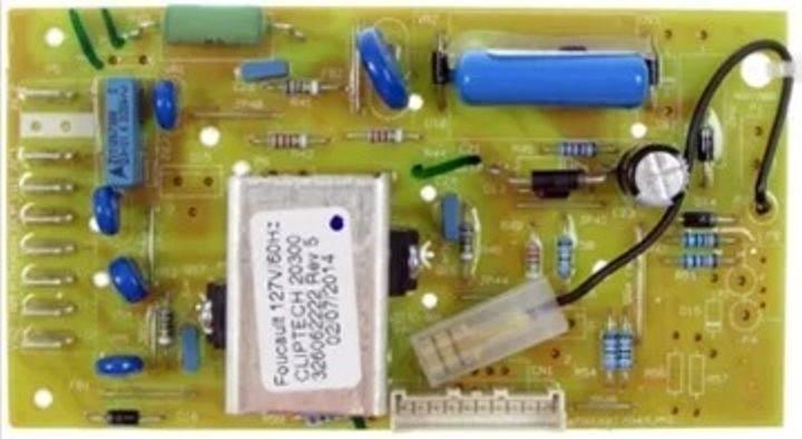 Placa Potência Lavadora Brastemp Consul 110v - 326062222