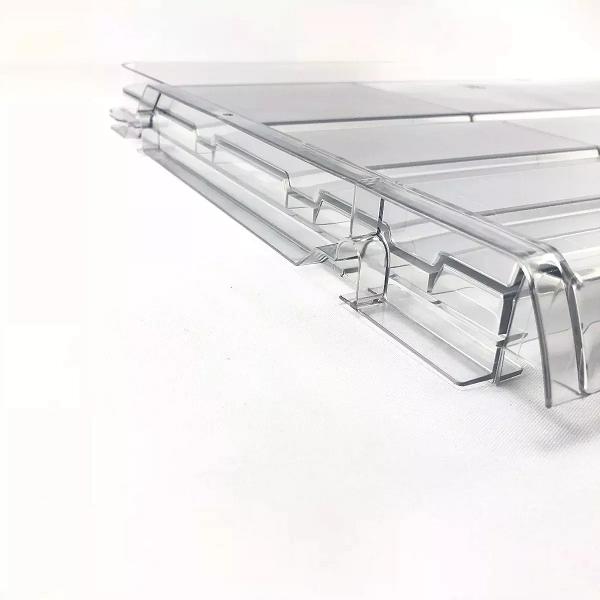Prateleira Multiuso para Geladeira Brastemp Modelos Brk50 - Brm48 - Brm50 - Cod. W10347201