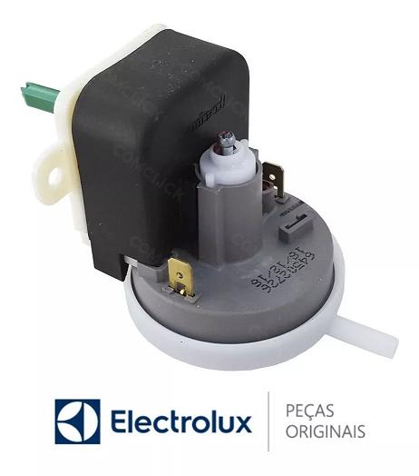 Pressostato 4 Níveis Lavadora Electrolux Modelos: LTD09 LTD10 LTD11