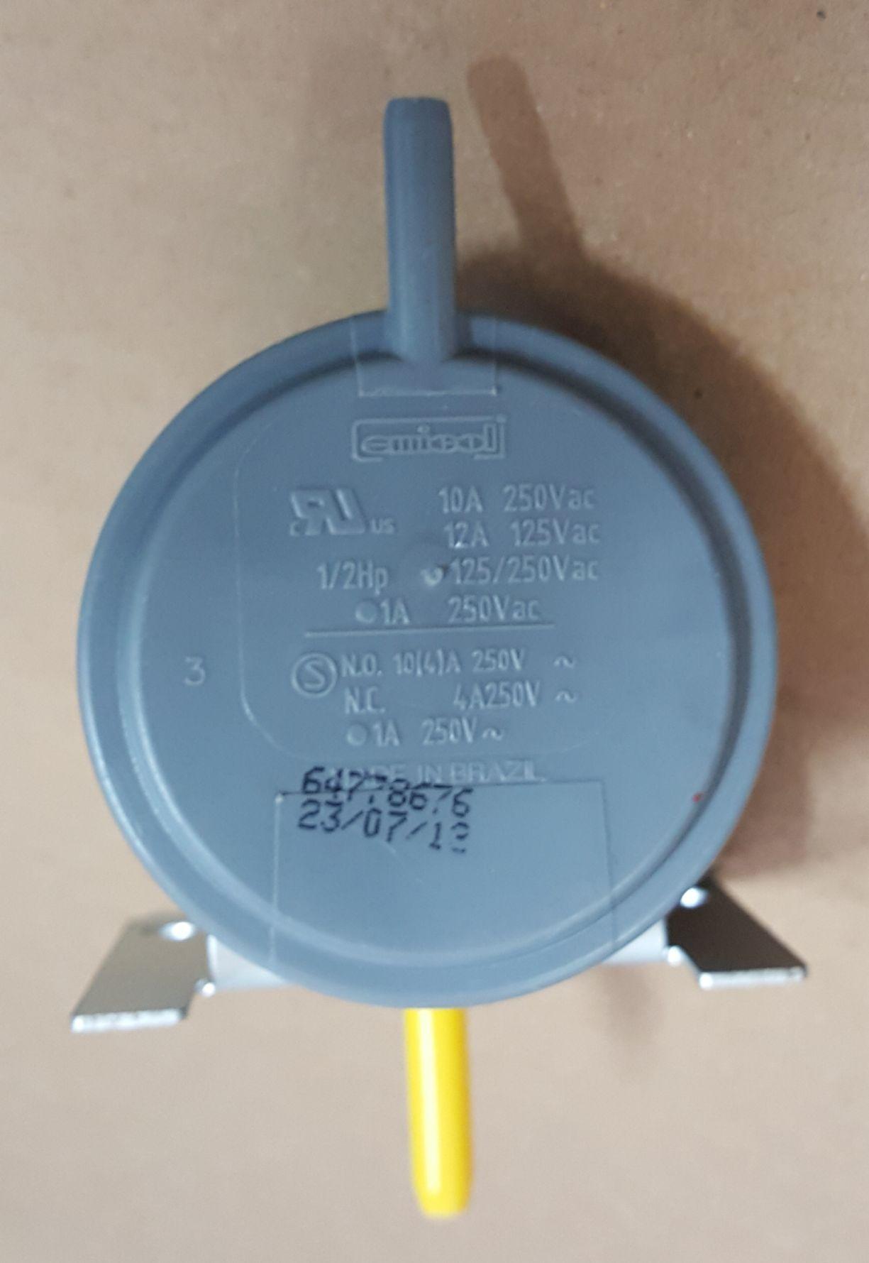Pressostato Regulavel para Lavadora Electrolux - LM06 / LF75