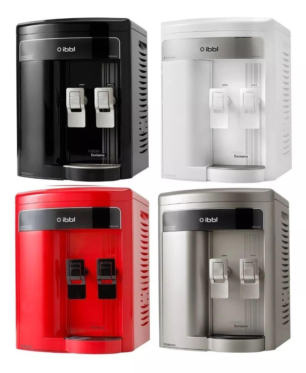 Purificador de Água IBBL FR600 - Exclusive - Todas as cores - 220v