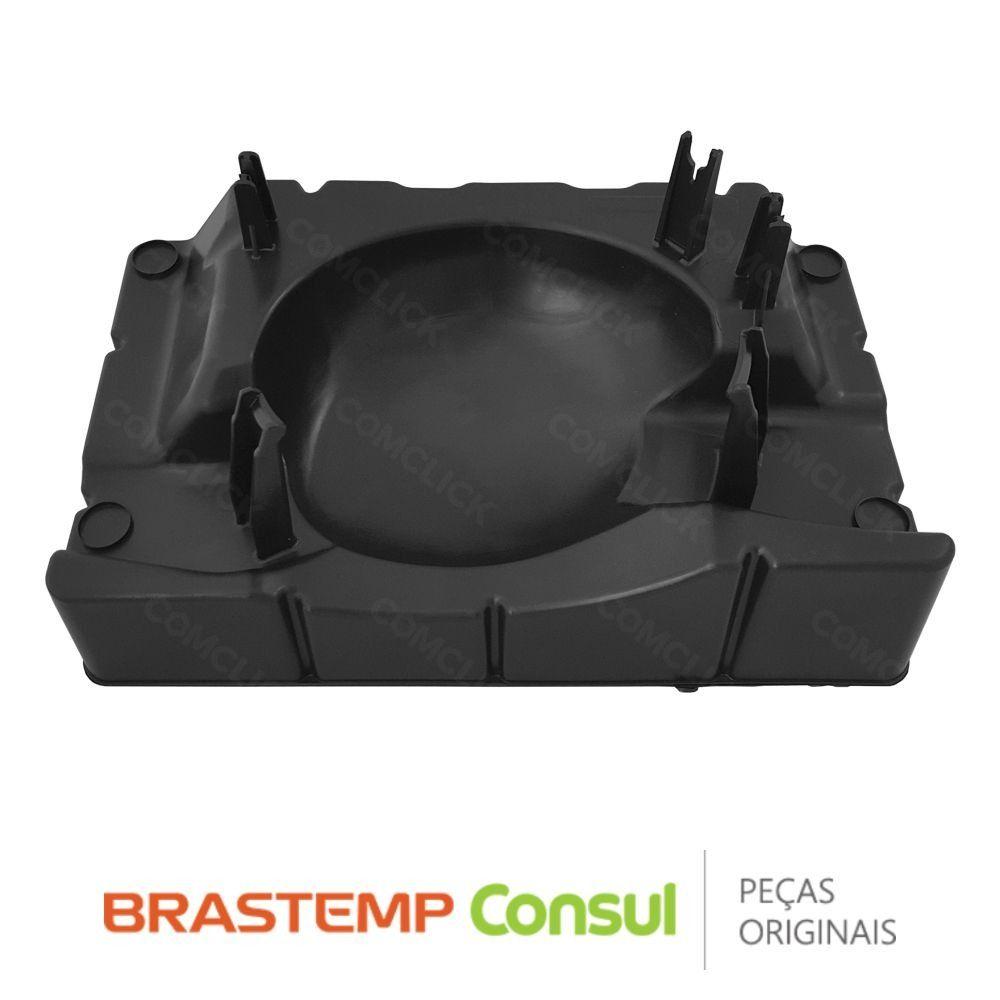 Recipiente de Evaporação Brastemp para compressor Embraco Em2u60hlp Carenagem Alta