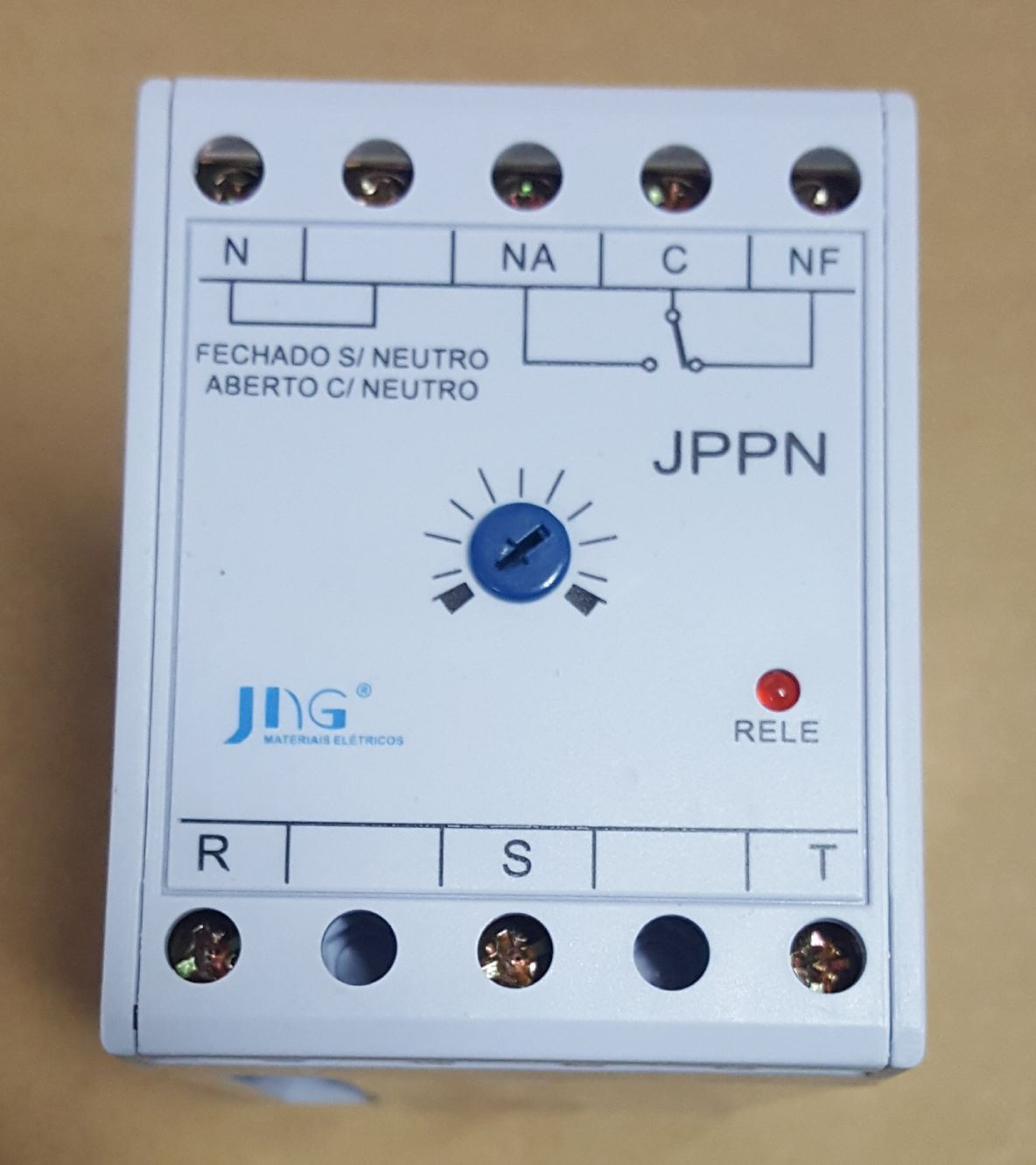 RELE FALTA DE FASE  JPPN 380Vca