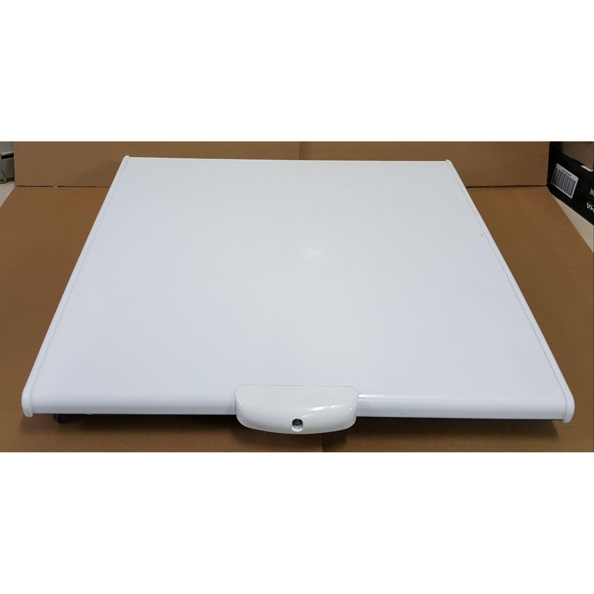 Tampa para Freezer Metalfrio Mod: DA420 - HC4  com puxador sem dobradiça 63 x 66 - Cod: 090150T402