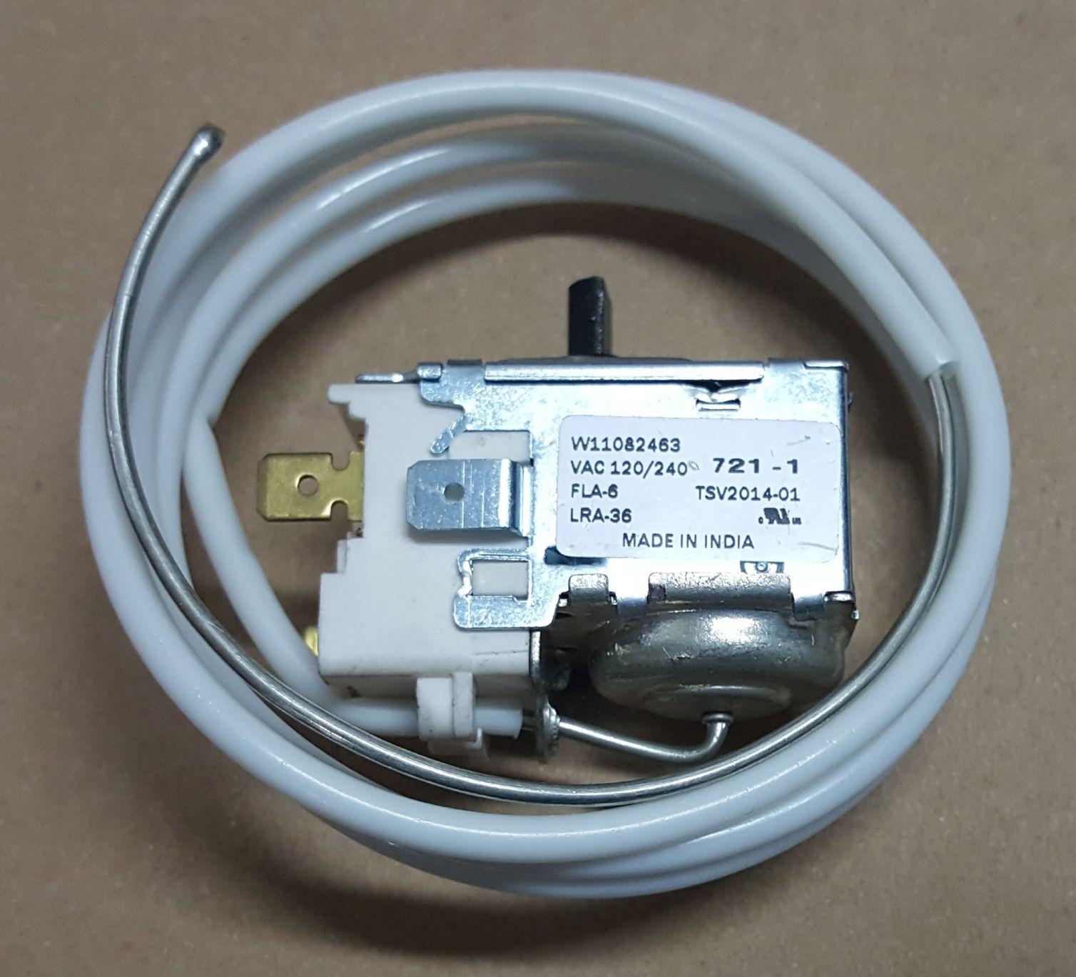 Termostato TSV2014-01 Brastemp / Consul ( CRD36 / BRB39 ) - W11082463