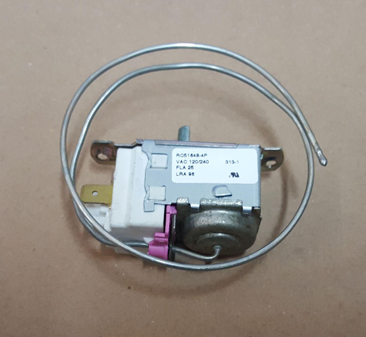 Termostato Vitrine Baixa Temperatura Metalfrio - RC51648-4P