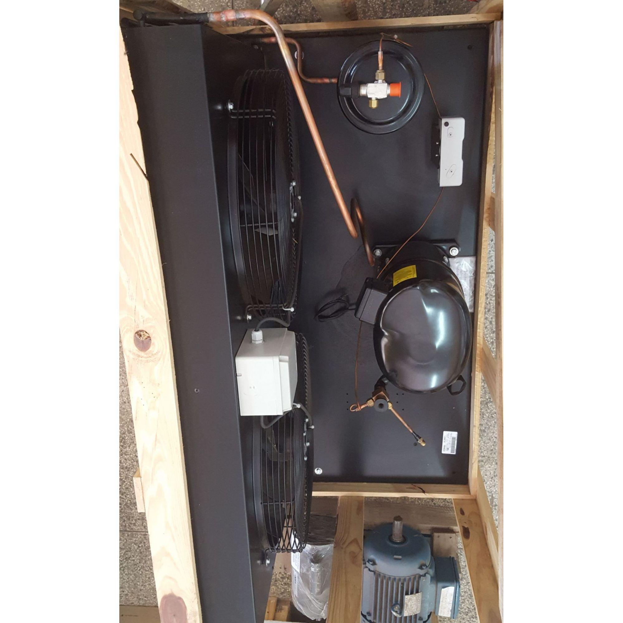 UNIDADE CONDENSADORA EMBRACO 5 HP - UH 23A6231 - R22 - Cod: 515800017 (FRETE GRÁTIS)
