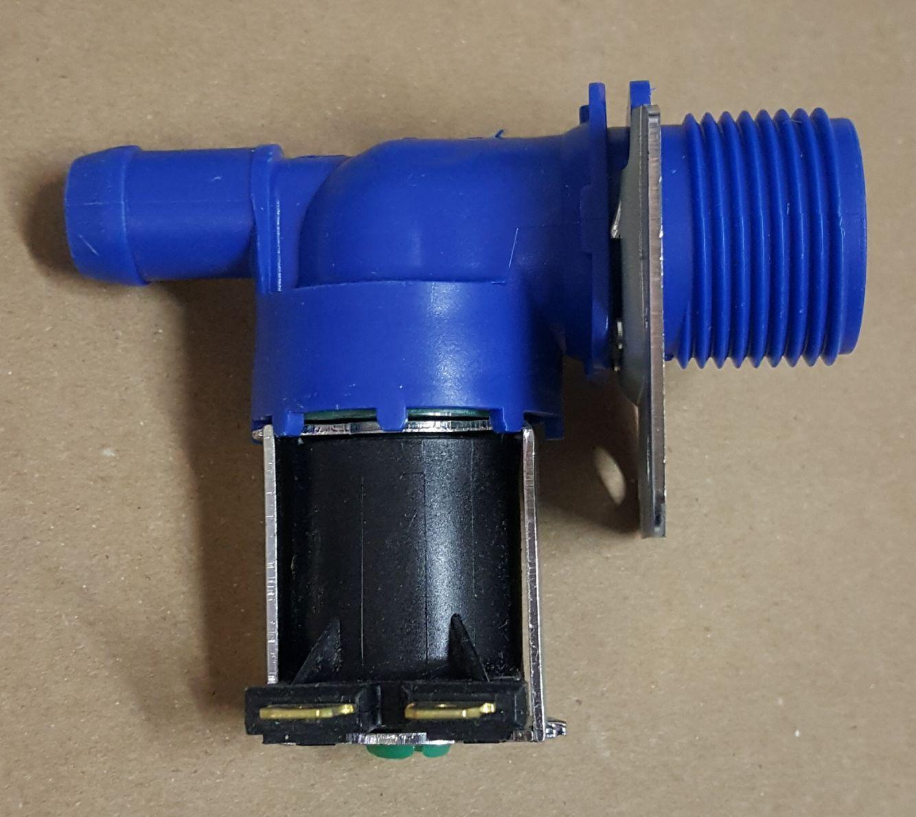Válvula para Lavadora Brastemp Baby Mondial com suporte - De Encaixe - 220v