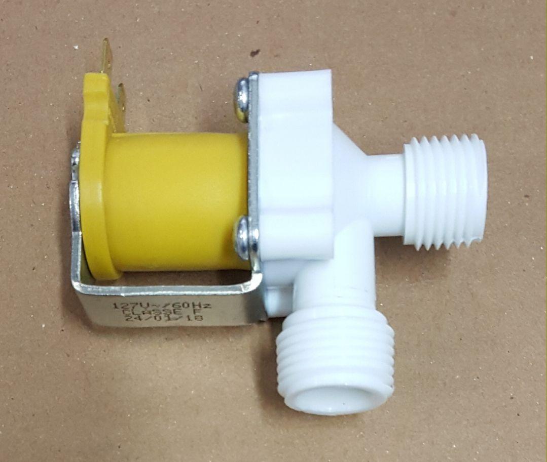Válvula Solenoide com Rosca de 1/2 - 110V