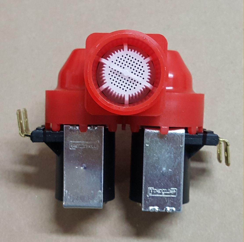 Vlvula Dupla ´para Lavadora Electrolux LTR10 - LTR12 - LS12 - 220v