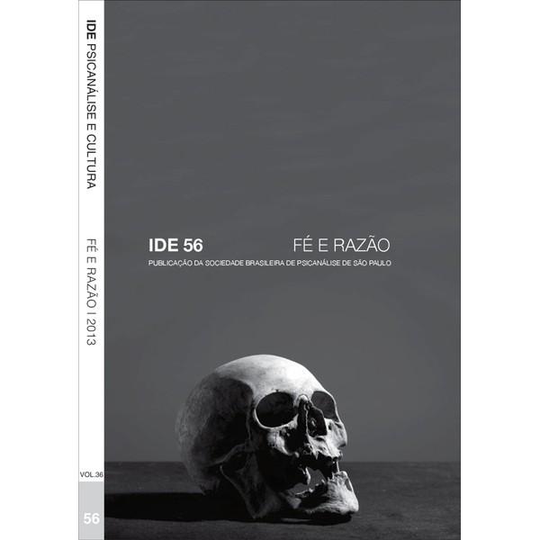 Revista IDE 56 - FÉ E RAZÃO
