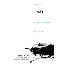 Jornal de Psicanálise Vol. 44 Nº81