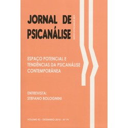 Jornal de Psicanálise Vol. 43 Nº 79