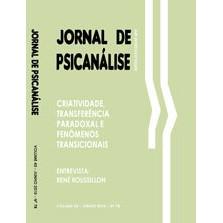 Jornal de Psicanálise Vol. 43 Nº 78