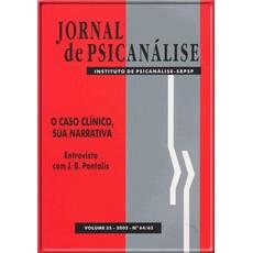 Jornal de Psicanálise  Vol. 35 Nº 64/65