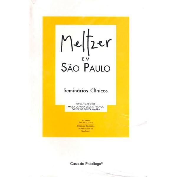 Meltzer em São Paulo