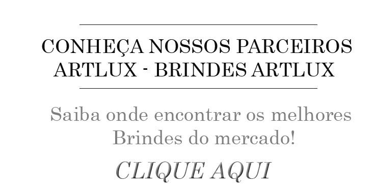 paceiros - artlux / brindes artlux